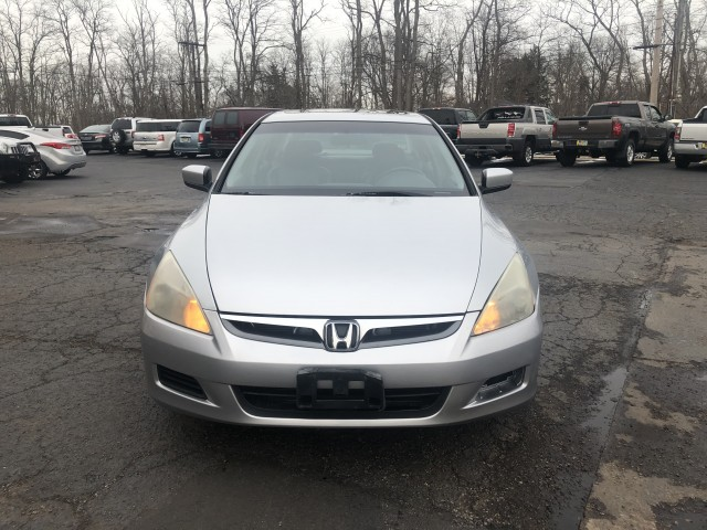 2007 HONDA ACCORD EX for sale at Action Motors