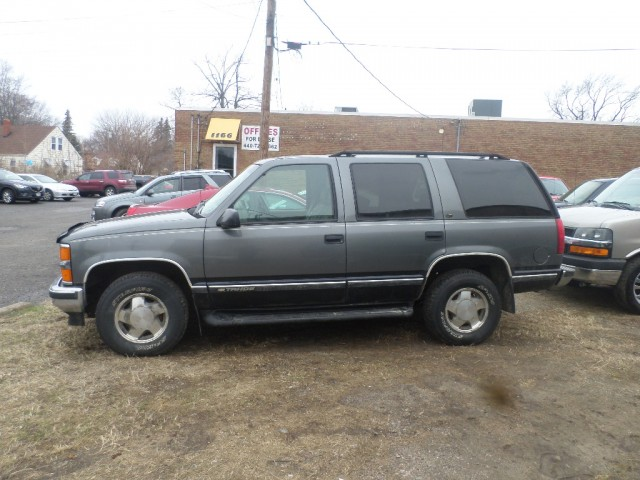 1999 CHEVROLET TAHOE K1500 for sale at Action Motors