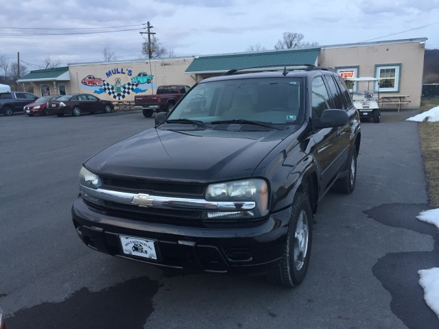 2007 Chevrolet TrailBlazer LS1 4WD for sale at Mull's Auto Sales