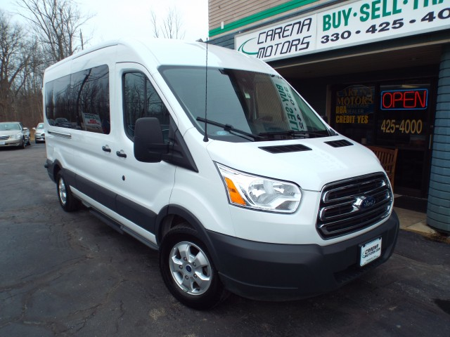 2018 FORD TRANSIT for sale at Carena Motors