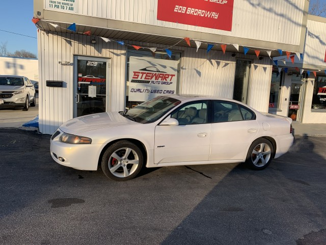 2004 PONTIAC BONNEVILLE GXP for sale at Stewart Auto Group