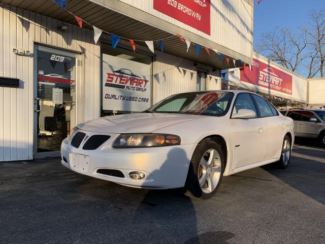 2004 PONTIAC BONNEVILLE GXP for sale at Stewart Auto Group