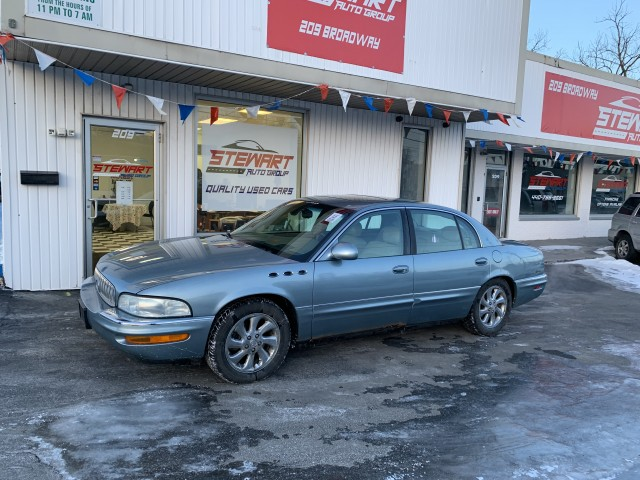 2004 BUICK PARK AVENUE ULTRA for sale at Stewart Auto Group