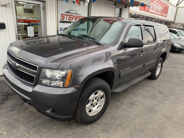 2010 CHEVROLET SUBURBAN 1500 LS for sale at Stewart Auto Group