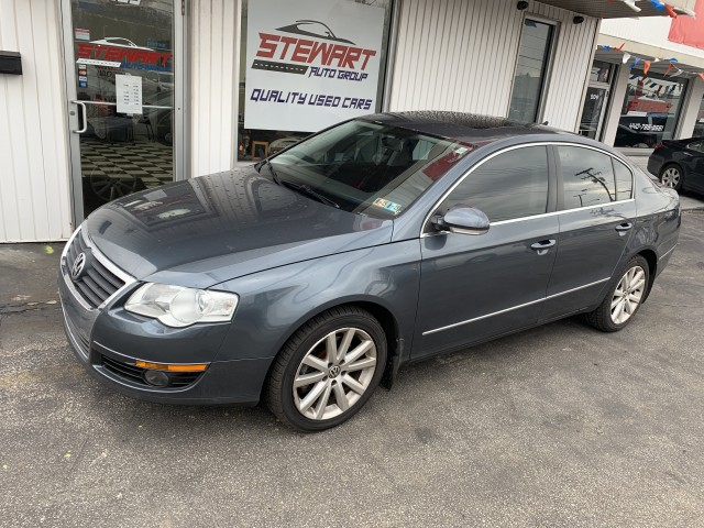 2010 VOLKSWAGEN PASSAT KOMFORT for sale at Stewart Auto Group
