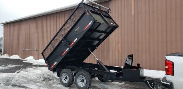 2021 Ringo 6x10 dump  for sale at Mull's Auto Sales