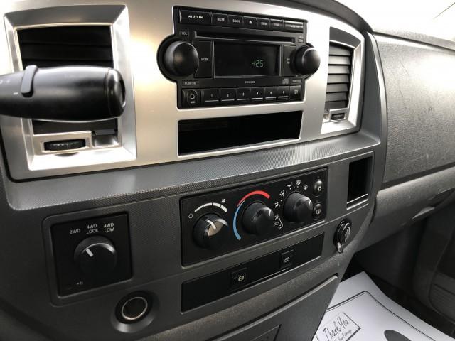 2009 Dodge Ram 2500 6.7L TURBO DIESEL for sale at Summit Auto Sales