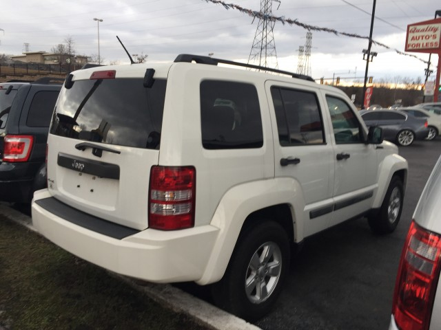 2010 Jeep Liberty Sport 4WD for sale at Mull's Auto Sales