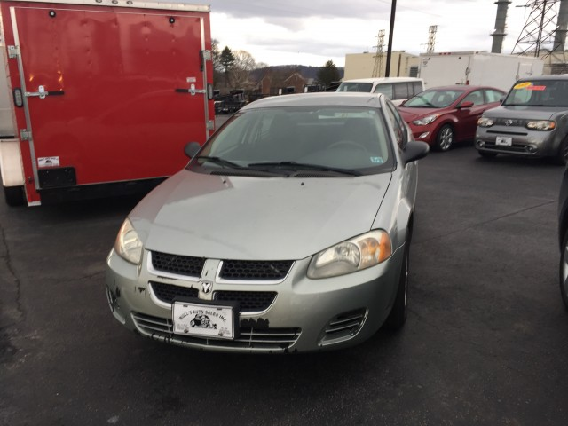 2006 Dodge Stratus SXT for sale at Mull's Auto Sales