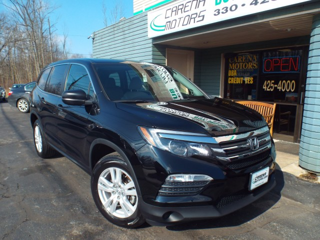 2016 HONDA PILOT LX for sale in Twinsburg, Ohio