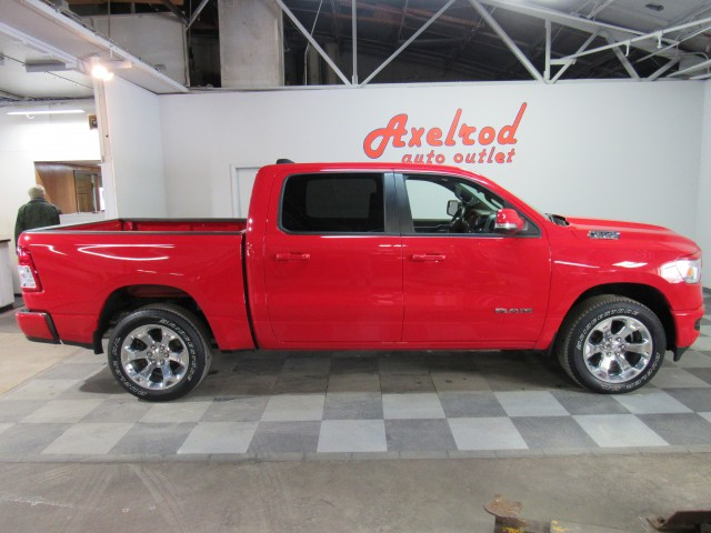 2019 RAM 1500 Big Horn Crew Cab SWB 4WD in Cleveland