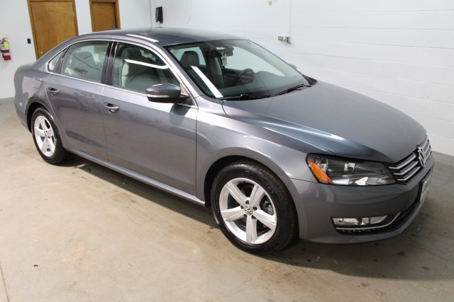 2015 VOLKSWAGEN PASSAT LIMITED EDITION for sale | Used Cars Twinsburg | Carena Motors