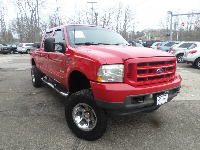 2003 FORD F250 SUPER DUTY for sale at Action Motors