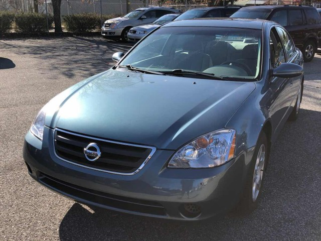 2002 NISSAN ALTIMA BASE for sale at Xtreme Auto Group