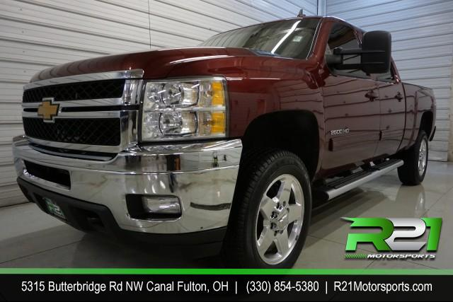 2013 FORD F-350 SD LARIAT  for sale at R21 Motorsports