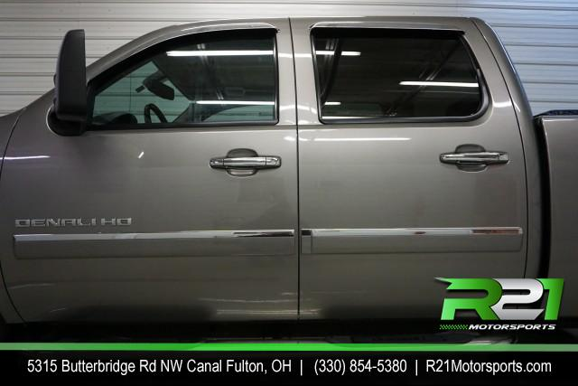2013 GMC SIERRA 2500HD DENALI CREW CAB 4WD 6.6L DURAMAX DIESEL for sale at R21 Motorsports
