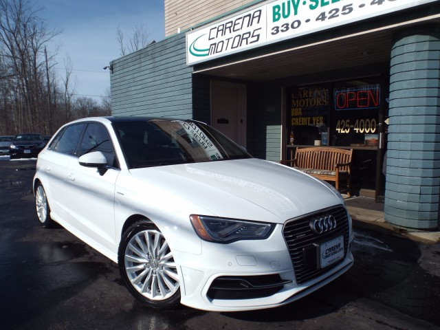 2016 AUDI A3 for sale at Carena Motors