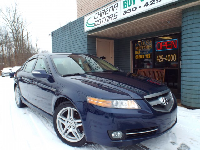 2008 ACURA TL for sale at Carena Motors