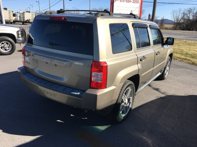 2008 Jeep Patriot Sport 4WD for sale at Mull's Auto Sales