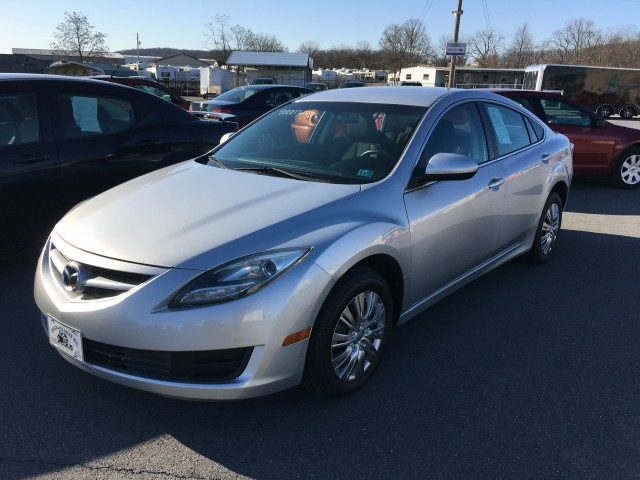 2011 Mazda Mazda6 I Touring for sale at Mull's Auto Sales