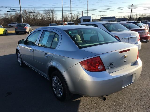 2009 Chevrolet Cobalt LT1 Sedan for sale at Mull's Auto Sales