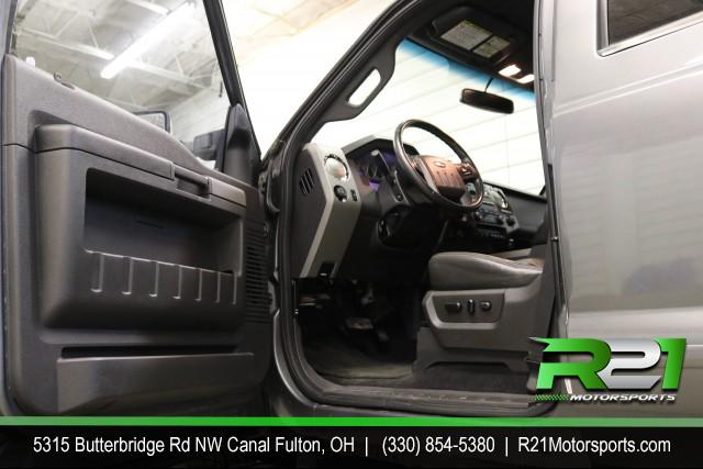 2012 FORD F-250 SD LARIAT for sale at R21 Motorsports