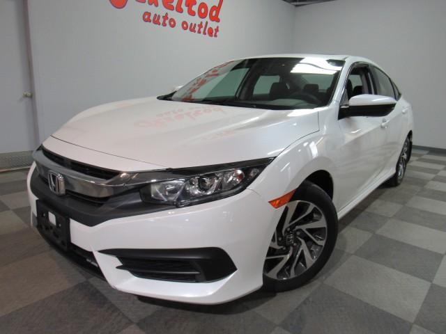 2018 Honda Civic EX Sedan CVT