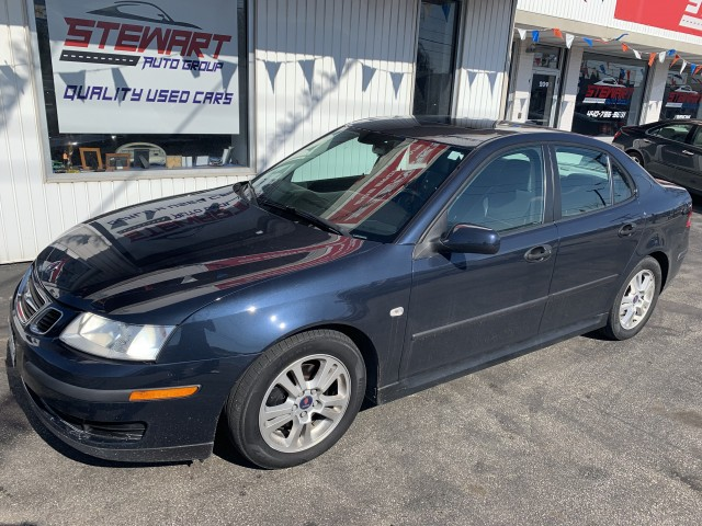 2005 SAAB 9-3 LINEAR for sale at Stewart Auto Group