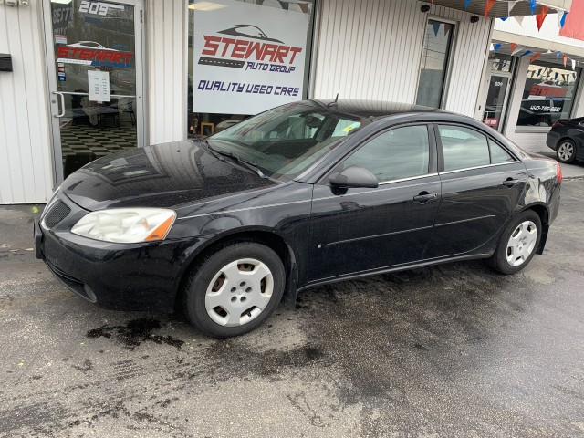 2008 PONTIAC G6 VALUE LEADER for sale at Stewart Auto Group