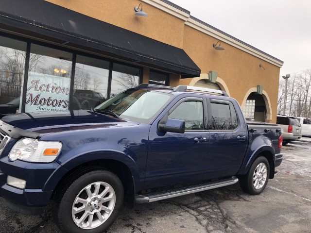 2007 FORD EXPLORER SPORT LIMITED for sale at Action Motors