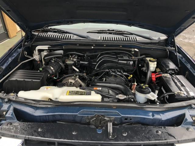 2007 FORD EXPLORER SPORT LIMITED for sale at Action Motors