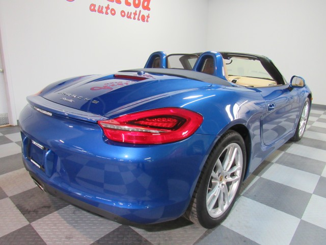 2015 Porsche Boxster Roadster in Cleveland