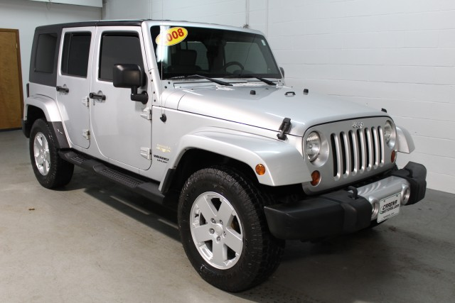 2008 JEEP WRANGLER UNLIMITED for sale | Used Cars Twinsburg | Carena Motors