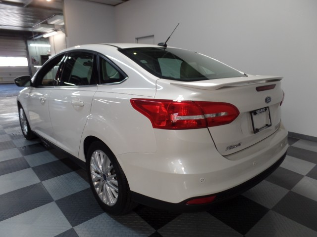 2015 Ford Focus Titanium Sedan in Cleveland