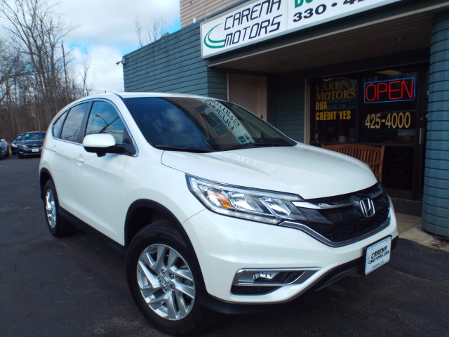 2016 HONDA CR-V EX for sale in Twinsburg, Ohio