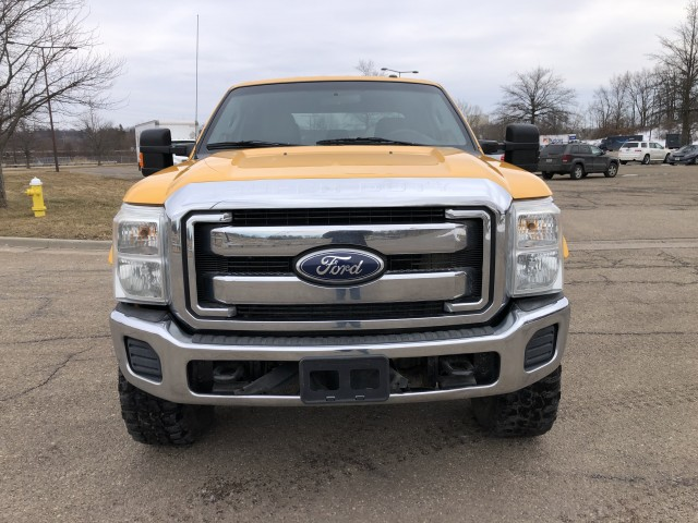 2011 Ford F-250 SD XLT Crew Cab 4WD 6.7L TURBO DIESEL  for sale at Summit Auto Sales