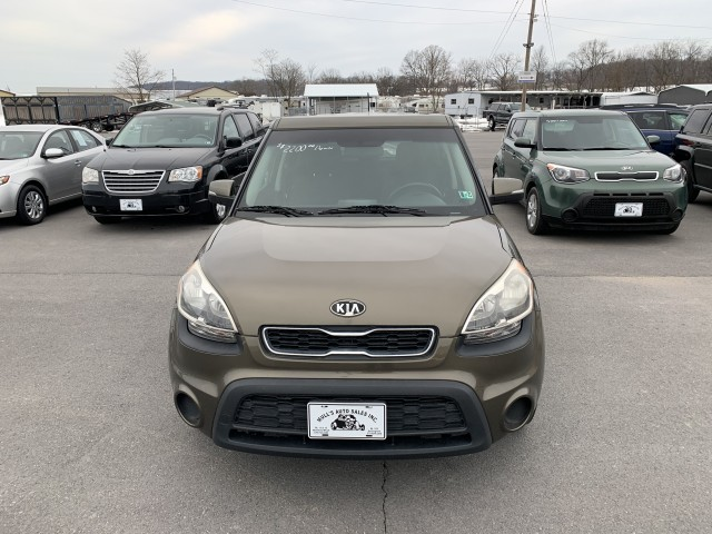 2012 Kia Soul + for sale at Mull's Auto Sales
