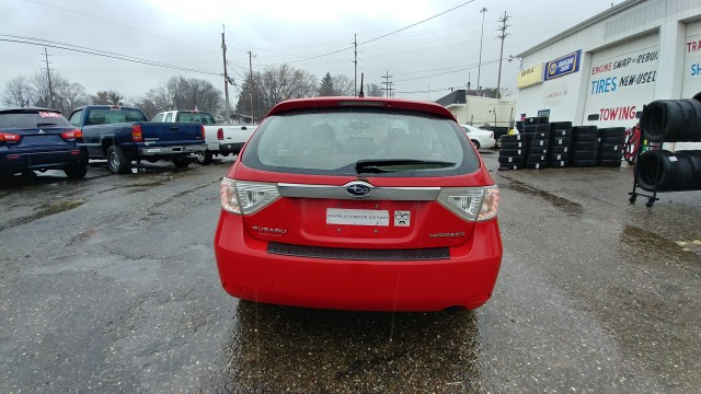 2008 SUBARU IMPREZA 2.5I for sale at Master Auto Repair and Sales