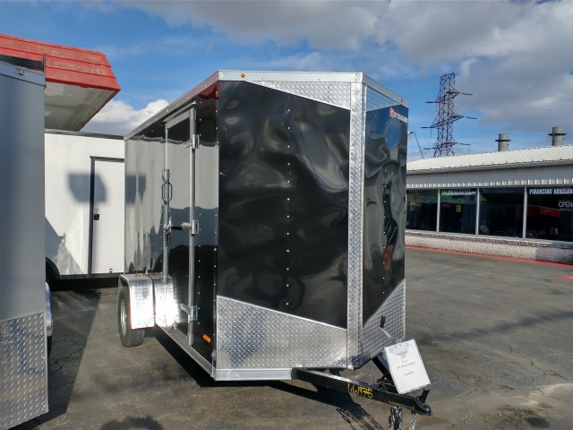 2021 RC  6X12 Enclosed - for sale at Mull's Auto Sales