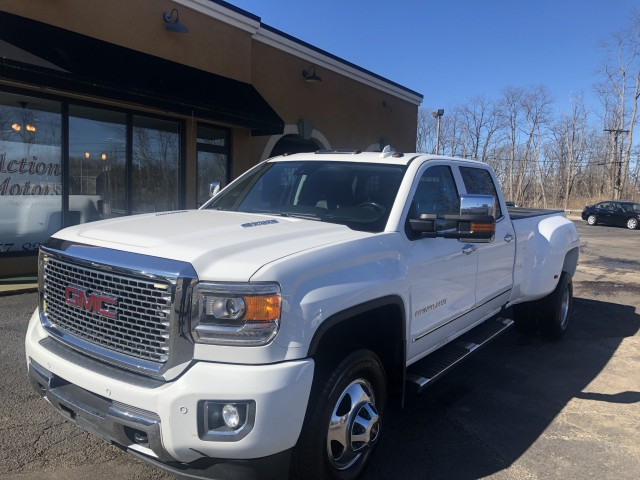 2015 GMC SIERRA 3500 DENALI for sale at Action Motors