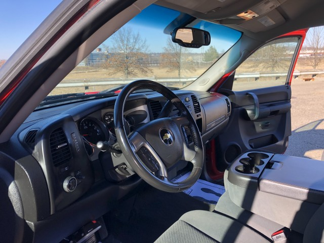 2008 Chevrolet Silverado 1500 LT Crew Cab 4WD for sale at Summit Auto Sales