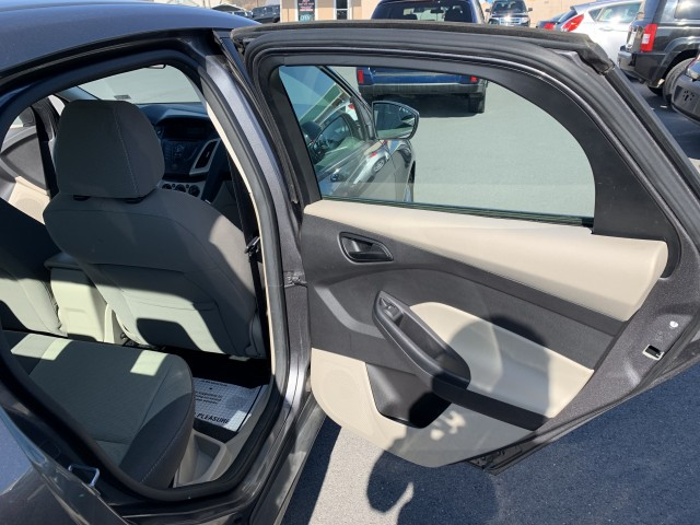 2012 Ford Focus SE Sedan for sale at Mull's Auto Sales