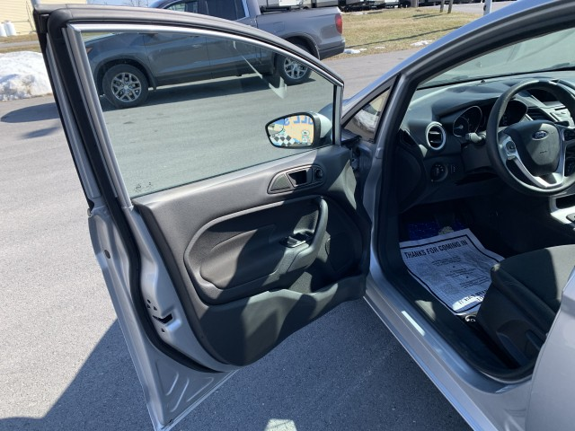 2018 Ford Fiesta SE Hatchback for sale at Mull's Auto Sales