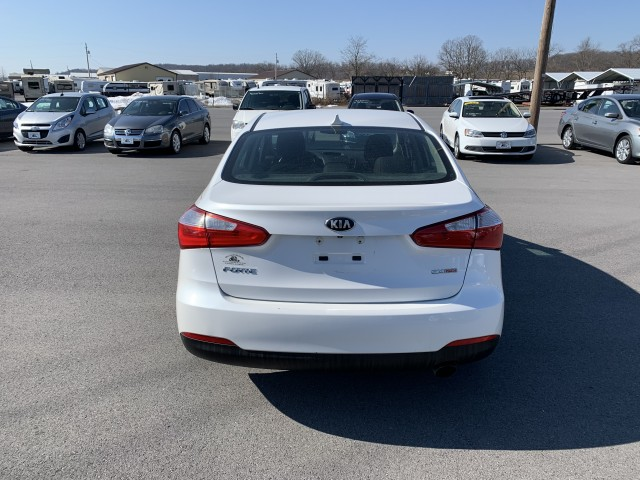 2014 Kia Forte EX for sale at Mull's Auto Sales