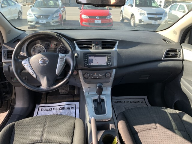 2013 Nissan Sentra S 6MT for sale at Mull's Auto Sales