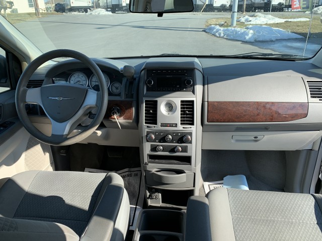 2010 Chrysler Town & Country LX for sale at Mull's Auto Sales