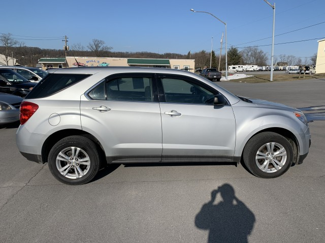 2013 Chevrolet Equinox LS AWD for sale at Mull's Auto Sales