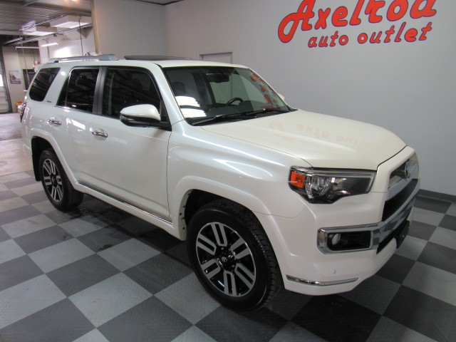 2016 Toyota 4Runner Limited 4WD V6 in Cleveland