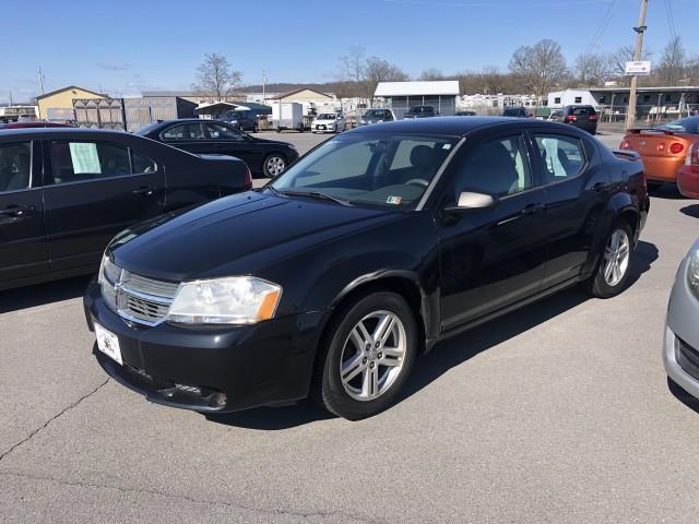 2008 Dodge Avenger SXT for sale at Mull's Auto Sales