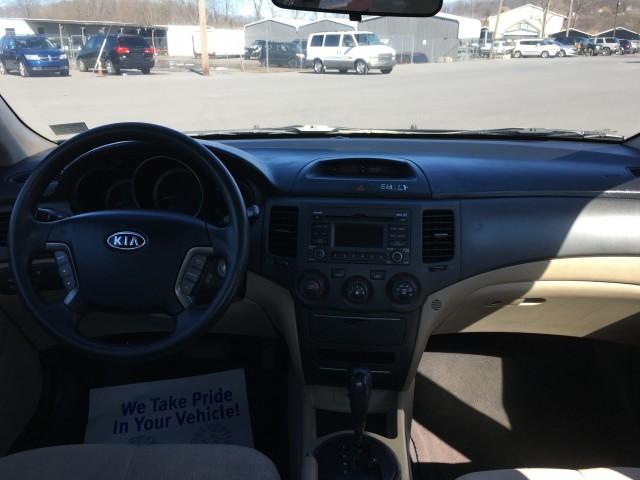 2010 Kia Optima LX for sale at Mull's Auto Sales